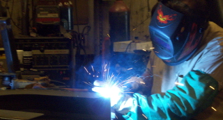 Welding & Machining
